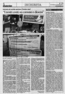 Il lametino 22 ottobre/4 novembre 2011